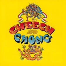 CHEECH AND CHONG-CHEECH AND CHONG LP EX COVER VG