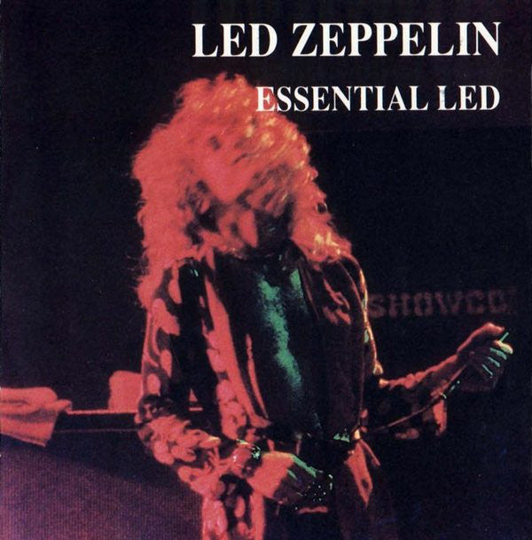 LED ZEPPELIN-ESSENTIAL LED CD VG