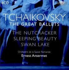TCHAIKOVSKY-THE GREAT BALLETS *NEW*