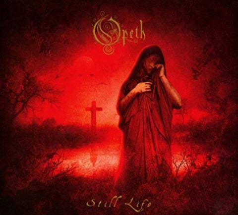 OPETH-STILL LIFE CD VG