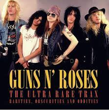 GUNS N' ROSES-ULTRA RARE TRAX 2LP *NEW*