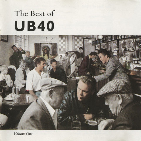 UB40-THE BEST OF VOLUME ONE CD VG