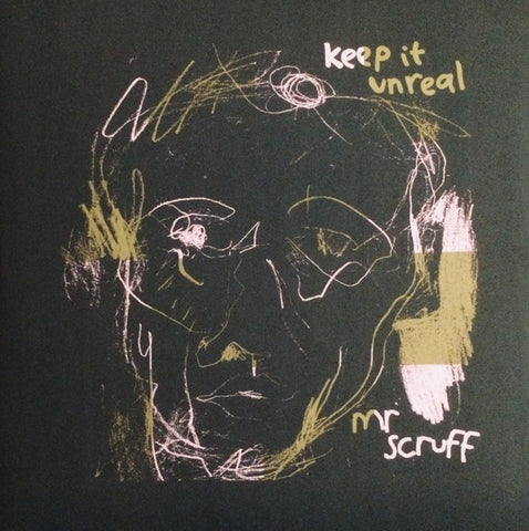 MR SCRUFF-KEEP IT REAL 20TH ANNIVERSARY GREEN VINYL 2LP*NEW*