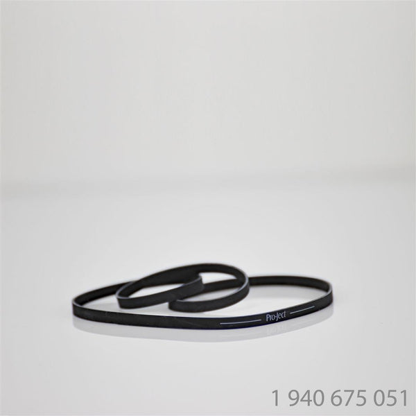 PROJECT-DRIVE BELT FOR TURNTABLE STANDARD *NEW*