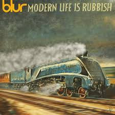 BLUR-MODERN LIFE IS RUBBISH 2LP *NEW*