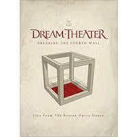 DREAM THEATER-BREAKING THE FOURTH WALL BLURAY *NEW*