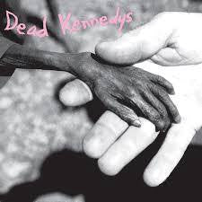DEAD KENNEDYS-PLASTIC SURGERY DISASTERS PINK VINYL LP VG+ COVER VG