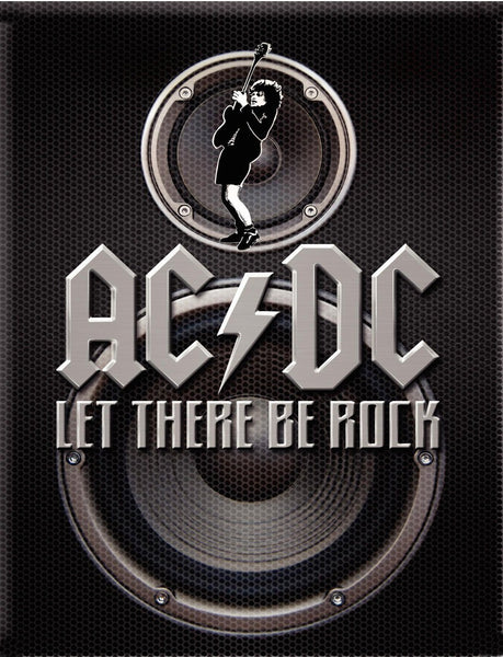 AC/DC-LET THERE BE ROCK DVD VG