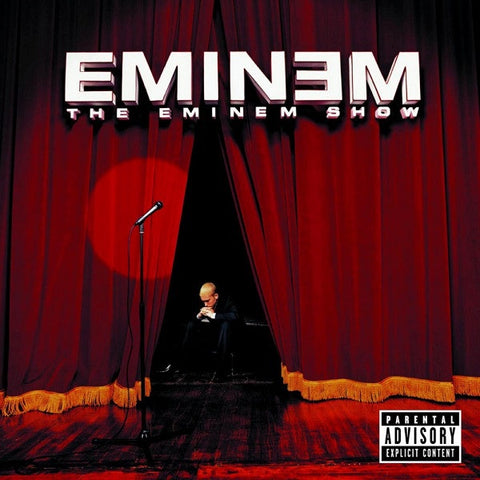 EMINEM-THE EMINEM SHOW CD *NEW*