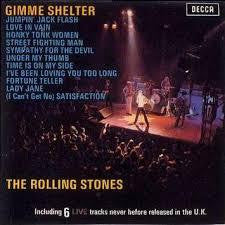 ROLLING STONES THE-GIMME SHELTER LP VG+ COVER VG