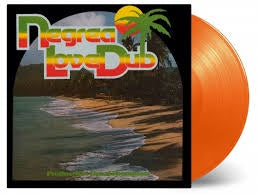 THOMPSON LINVAL-NEGREA LOVE DUB ORANGE VINYL LP *NEW*