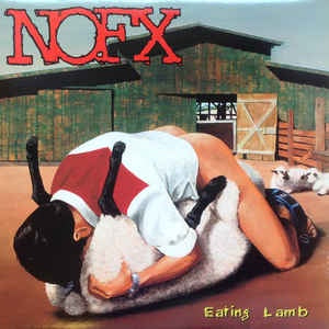 NOFX-HEAVY PETTING ZOO (EATING LAMB) LP *NEW*