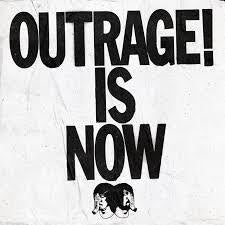 DEATH FROM ABOVE-OUTRAGE! IS NOW LP *NEW*