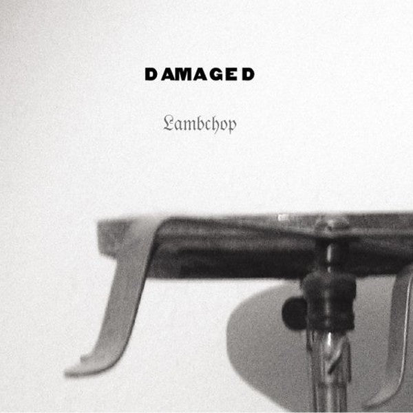 LAMBCHOP-DAMAGED CD VG