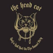 HEAD CAT THE-ROCK 'N' ROLL RIOT ON THE SUNSET STRIP PINK VINYL LP *NEW*
