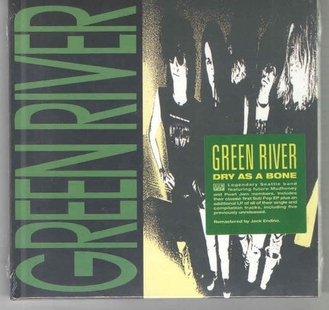 GREEN RIVER-DRY AS A BONE CD *NEW*