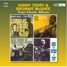 TERRY SONNY & BROWNIE MCGHEE-FOUR CLASSIC ALBUMS 2CD *NEW*
