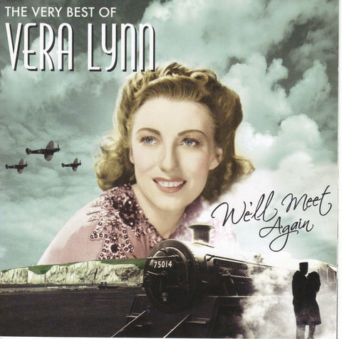 LYNN VERA-WE'LL MEET AGAIN: THE VERY BEST OF CD VG