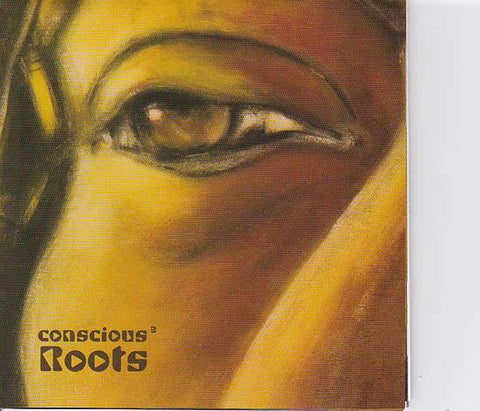 CONSCIOUS ROOTS 3-VARIOUS ARTISTS CD VG