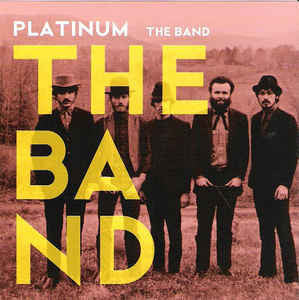 BAND THE-PLATINUM CD VG