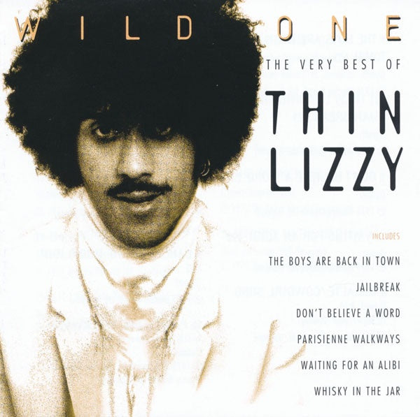THIN LIZZY-WILD ONE: THE VERY BEST OF CD VG