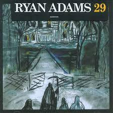 ADAMS RYAN-29 LP VG+ COVER VG
