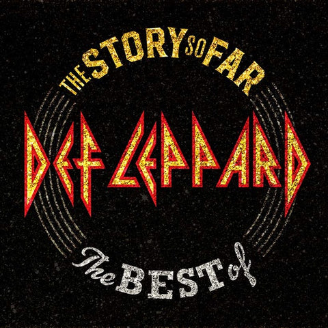 DEF LEPPARD-THE STORY SO FAR 2CD VG+