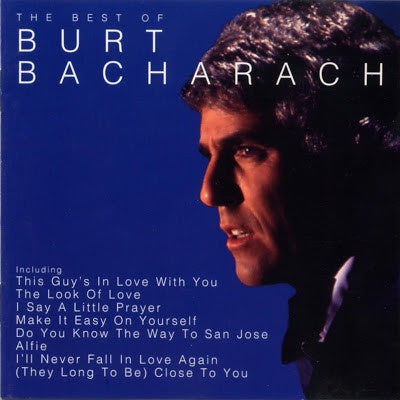 BACHARACH BURT-THE BEST OF CD VG