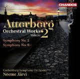 ATTERBERG-ORCHESTRAL WORKS VOL 2 CD *NEW*