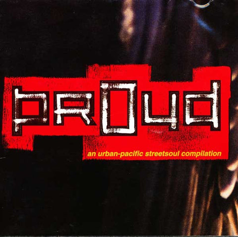 PROUD-VARIOUS ARTISTS CD G