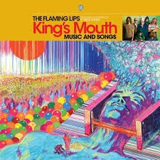 FLAMING LIPS THE-KING'S MOUTH: MUSIC & SONGS LP *NEW*