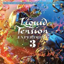 LIQUID TENSION EXPERIMENT-LTE3 2LP+CD *NEW*