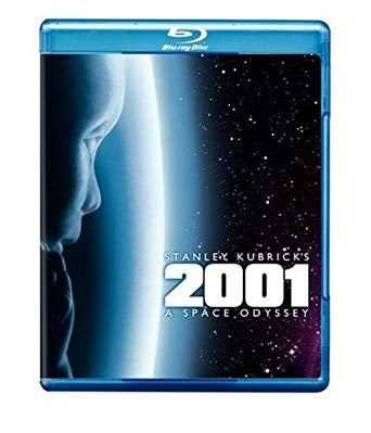 2001 A SPACE ODYSSEY BLURAY VG+