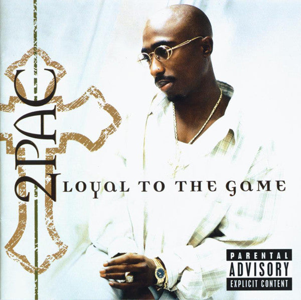 2PAC-LOYAL TO THE GAME CD VG