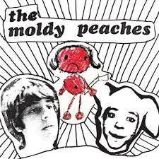 "MOLDY PEACHES THE-THE MOLDY PEACHES RED VINYL LP +7"" *NEW*"