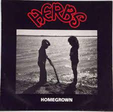 HERBS-HOMEGROWN LP NM COVER VG
