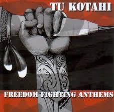 TU KOTAHI - FREEDOM FIGHTING ANTHEMS 2CD VG