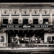 ELBOW-LIVE AT THE RITZ LP *NEW*
