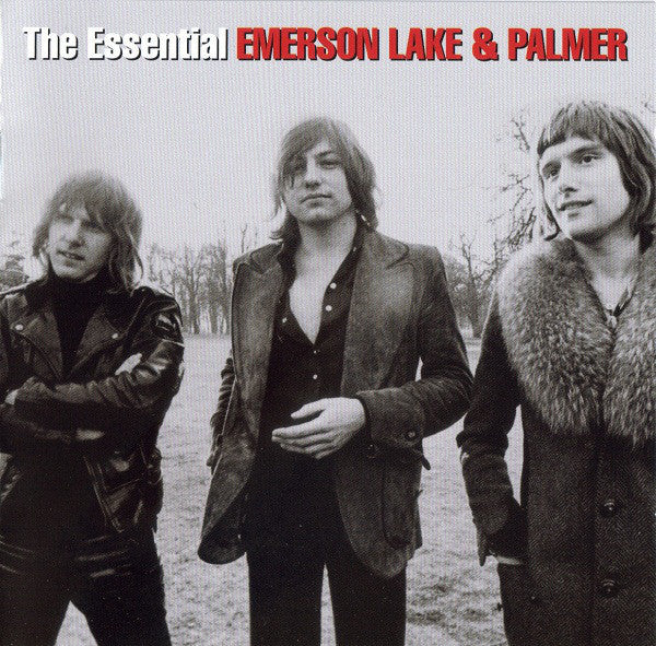 EMERSON LAKE & PALMER 2CD VG