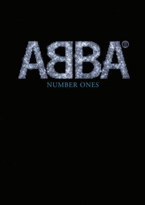 ABBA-NUMBER ONES DVD VG+