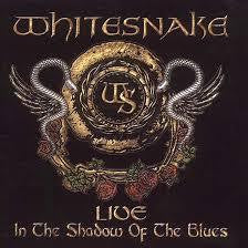 WHITESNAKE-LIVE IN THE SHADOW OF THE BLUES CD *NEW*