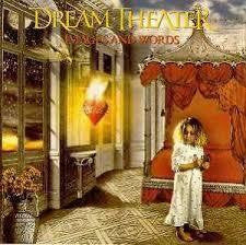 DREAM THEATER-IMAGES & WORDS CD VGPLUS