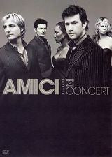AMICI FOREVER-IN CONCERT DVD VG