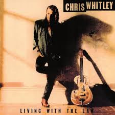 WHITLEY CHRIS-LIVING WITH THE LAW LP *NEW*