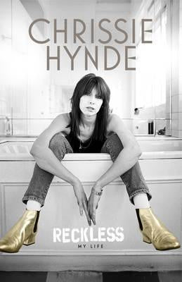 CHRISSIE HYNDE-RECKLESS MY LIFE BOOK VG