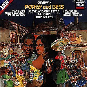 GERSHWIN-PORGY & BESS 3CD VG
