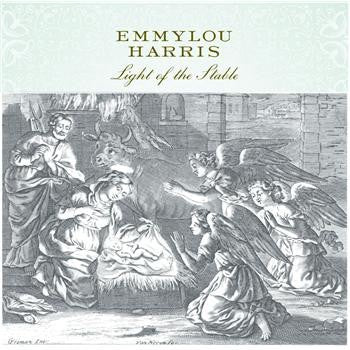 HARRIS EMMYLOU-LIGHT OF THE STABLE CD VG