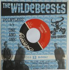 WILDEBEESTS THE-POINTLESS 7 INCH *NEW*