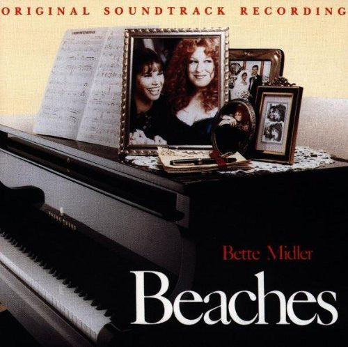 BEACHES-OST BETTE MIDLER CD VG