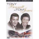 BENNETT TONY AND TOM JONES-LEGENDS IN CONCERT DVD M